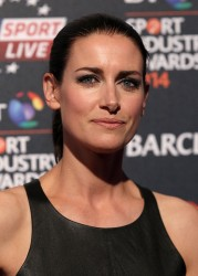 Kirsty Gallacher At BT Sport Industry Awards - 05/08/2014