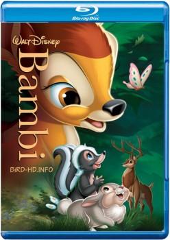 Bambi 1942 m720p BluRay x264-BiRD