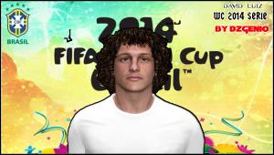 Link David Luiz Face PES 2014 By DzGeNiO