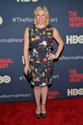 "Megan Hilty - ""The Normal Heart"" Premiere in NYC 5/12/14"