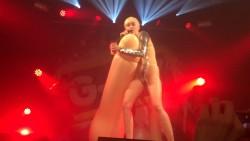 Miley Cyrus @ G-A-Y Nightclub   London, May 9, 2014   1080p
