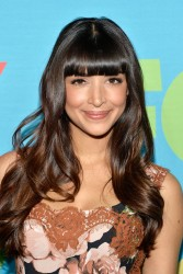 Hannah Simone Fox Upfronts May 12, 2014