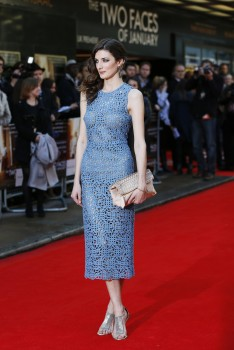 Daisy Bevan - 'The Two Faces of January' UK Premiere 05/13/2014