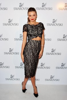 Miranda Kerr @ Swarovski Gala Dinner at the Sydney Opera House - 05/14/2014