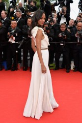 "Zoe Saldana - Opening ceremony & the ""Grace of Monaco"" Premiere at the 67th Annual Cannes Film Festival 5/14/14"