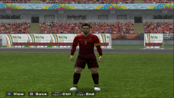 PES 2014 PS2 addboard