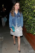 Miranda Cosgrove - Arriving at Giorgio Baldi restaurant in Santa Monica 5/16/14