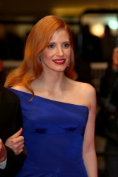 "Jessica Chastain - ""The Disappearance Of Eleanor Rigby"" Premiere at the 67th Annual Cannes Film Festival 5/17/14"