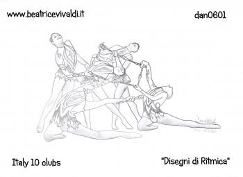 Concorso disegni di ritmica forum for Disegni base della cabina