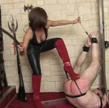 Domination female smother story
