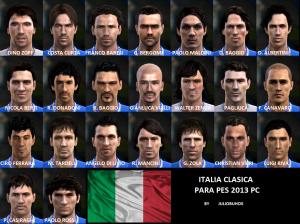 Italia Clasica PES 2013 PC
