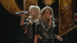 Miranda Lambert & Carrie Underwood - 2014 Billboard Music Awards