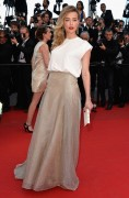Amber Heard - 'Two Days, One Night' Premieres at the 67th Annual Cannes Film Festival 5/20/14