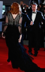 Christina Hendricks - 'Lost River' Premieres at the 67th Annual Cannes Film Festival 5/20/14