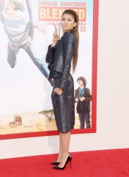 "Zendaya Coleman - ""Blended"" Premiere in Hollywood 5/21/14"