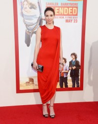 """Whitney Cummings - """"Blended"""" Premiere in Hollywood 5/21/14"""