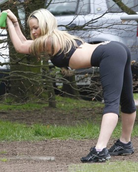 Jennifer Ellison: 'In Position' - HQ x 1