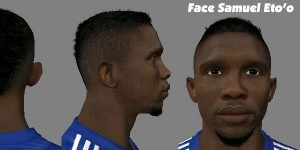 FIFA 14 New Face Eto'o By aNuKe