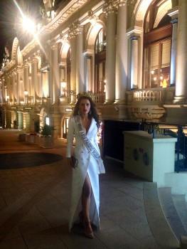 Diana Starkova – Photocall at Monte Carlo, Hotel de Paris, May