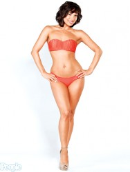 Cheryl Burke Bikini Photoshoot For People Magazine May 2014