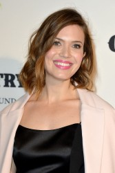 Mandy Moore - Annenberg Space for Photography Exhibit Opening in Century City 5/22/14