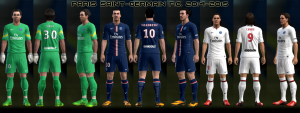 Download Paris Saint-Germain F.C. 2014-2015 by love01010100