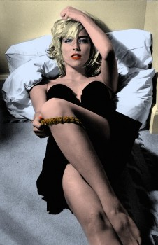 Sharon Stone - 1 Picture - Colored by me