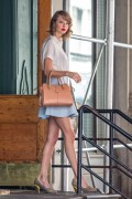 Taylor Swfit - Leaving her Apartment 5/24/14