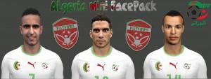 Algeria Mini PES 2014 FacePack by DzPatchers