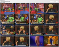 "Suzanne Somers (vhs) *LEGS* - ""Best Damn Sports Show"" - *THIGHMASTER*"