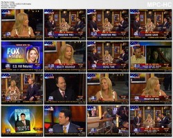 Kathie Lee Gifford (vhs) - hosting Fox & Friends (date unknown)
