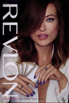 "Olivia Wilde - New Revlon Ad - ""Wild Card"""