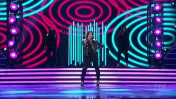 Demi Lovato - Really Don't Care & Neon Lights - American Idol S13E38 720p TrollHD