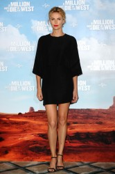 "Charlize Theron - ""A Million Ways To Die In The West"" Photocall in London 5/27/14"