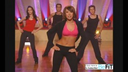 Cheryl Burke - Latin Cardio Dance Warm Up