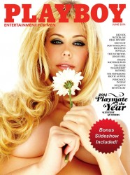 Playboy USA June 2014 – Playmate of the Year 2014