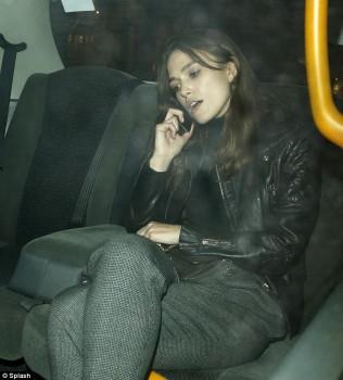 Keira Knightley - Marylebone, London x 13 lq