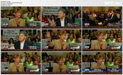 Sarah Palin LEGS - hannity - 5.29.14