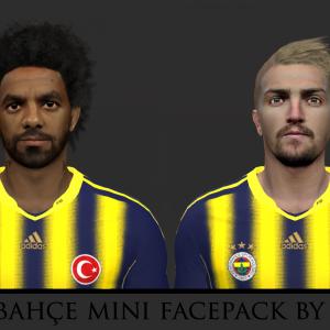 PES 2014 Fenerbahçe Mini Facepack