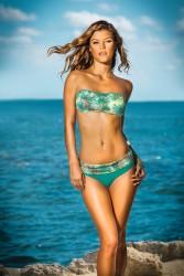 Nina Agdal - Leonisa Lingerie & Swimwear - Summer 2014