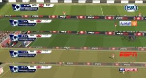 Premier League Scoreboard By MOHAMMAD 78