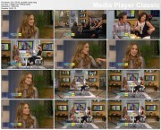 Jennifer Lopez - Access Hollywood Live - May 6, 2011