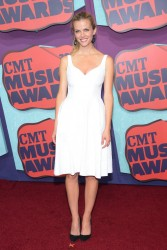 Brooklyn Decker - CMT Music Awards in Nashville 6/4/14