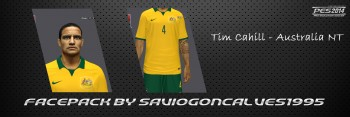 Download Face Tim Cahill PES 2014