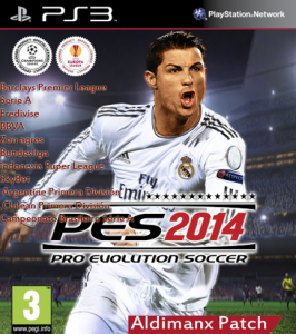 Aldimanx Patch PES 2014 V5.0