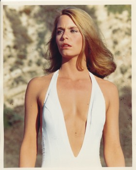 Susan Dey: Sexy 80's 'Looker' Still (Cleavage) - HQ x 1