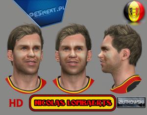 Nicolas Lombaerts PES2014