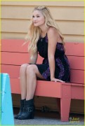 Olivia Holt - Out in L.A. 6/05/14