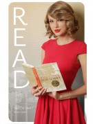 Taylor Swift - Read Campaign