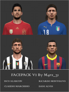 Download Facepack vol.2 by Marz_31